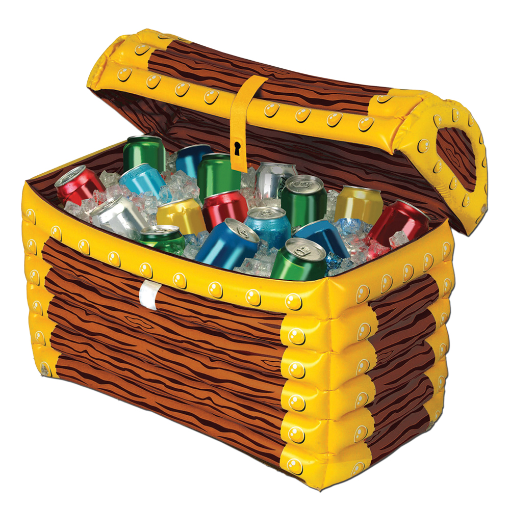 Featured Image for Treasure Chest Cooler Inflatable