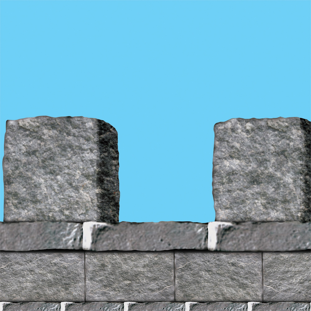 Featured Image for 20″ X 30′ Stone Wall Border