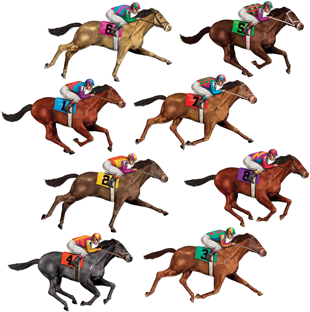 Featured Image for Race Horse Props