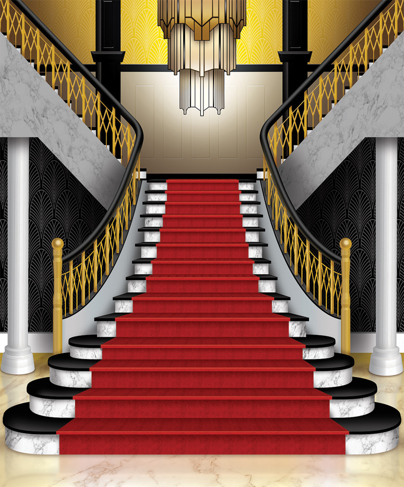 Featured Image for Grand Staircase Mural Photo Op