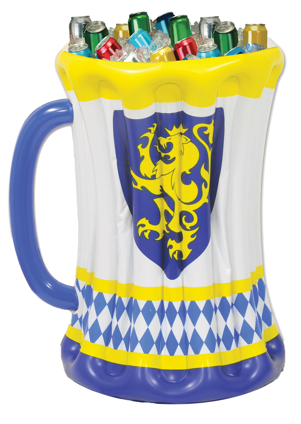 Featured Image for Inflatable Beer Stein Cooler