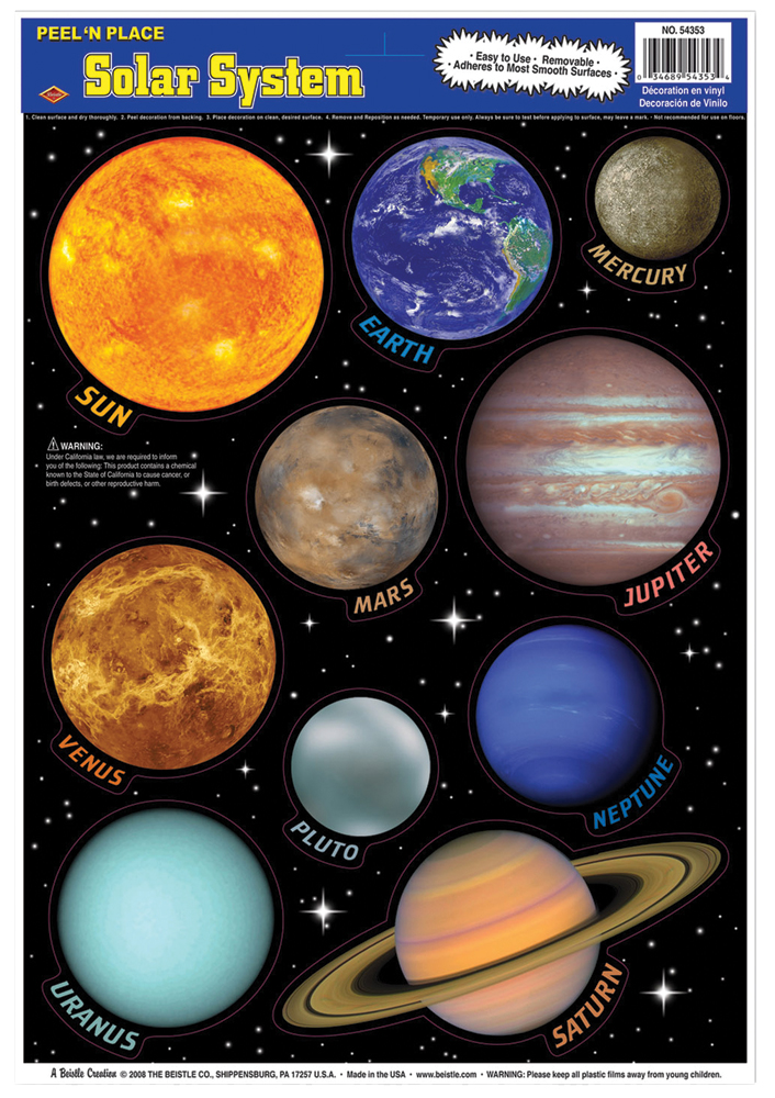 Featured Image for Solar System Peel N Place