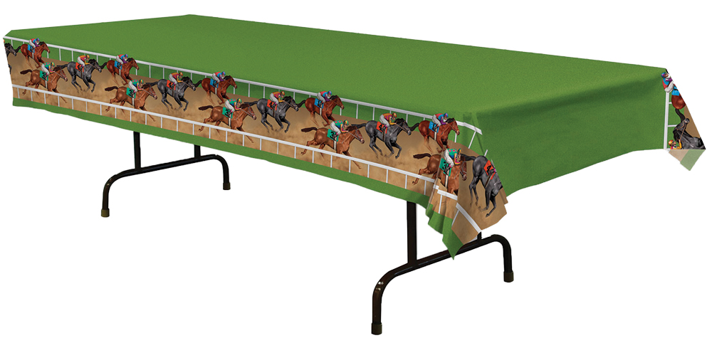 Featured Image for Horse Racing Table Cover