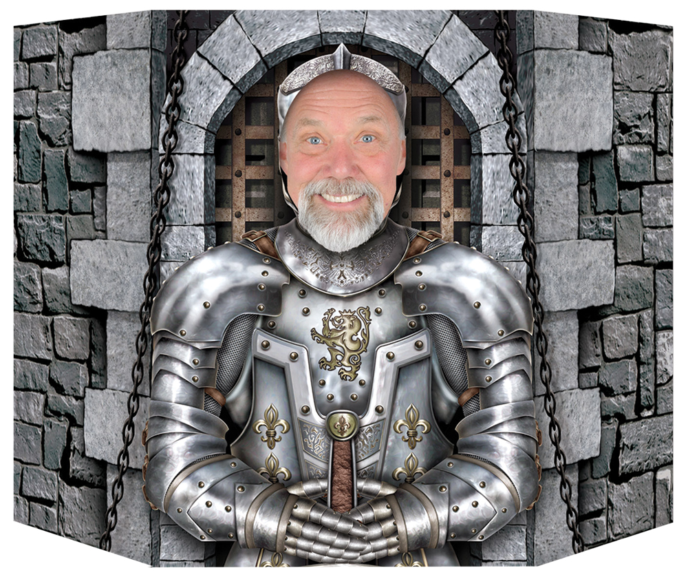 Featured Image for Knight Photo Prop