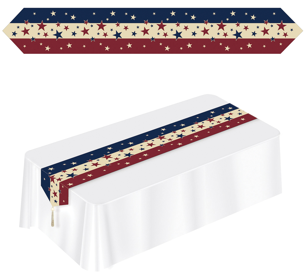 Featured Image for Printed Americana Table Runner