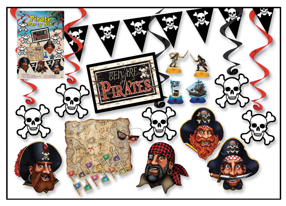 Featured Image for Pirate Party Kit