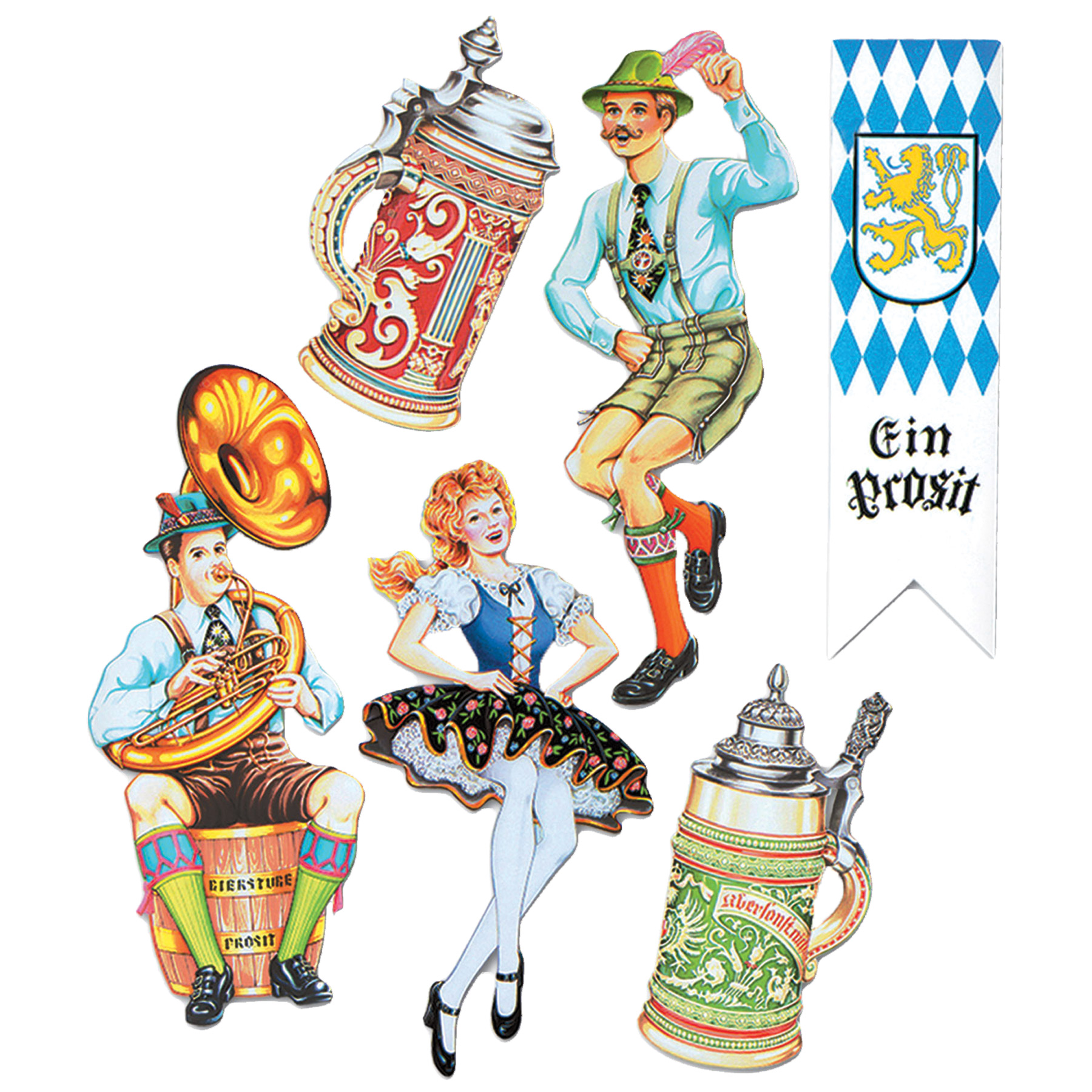 Featured Image for Oktoberfest Cutouts