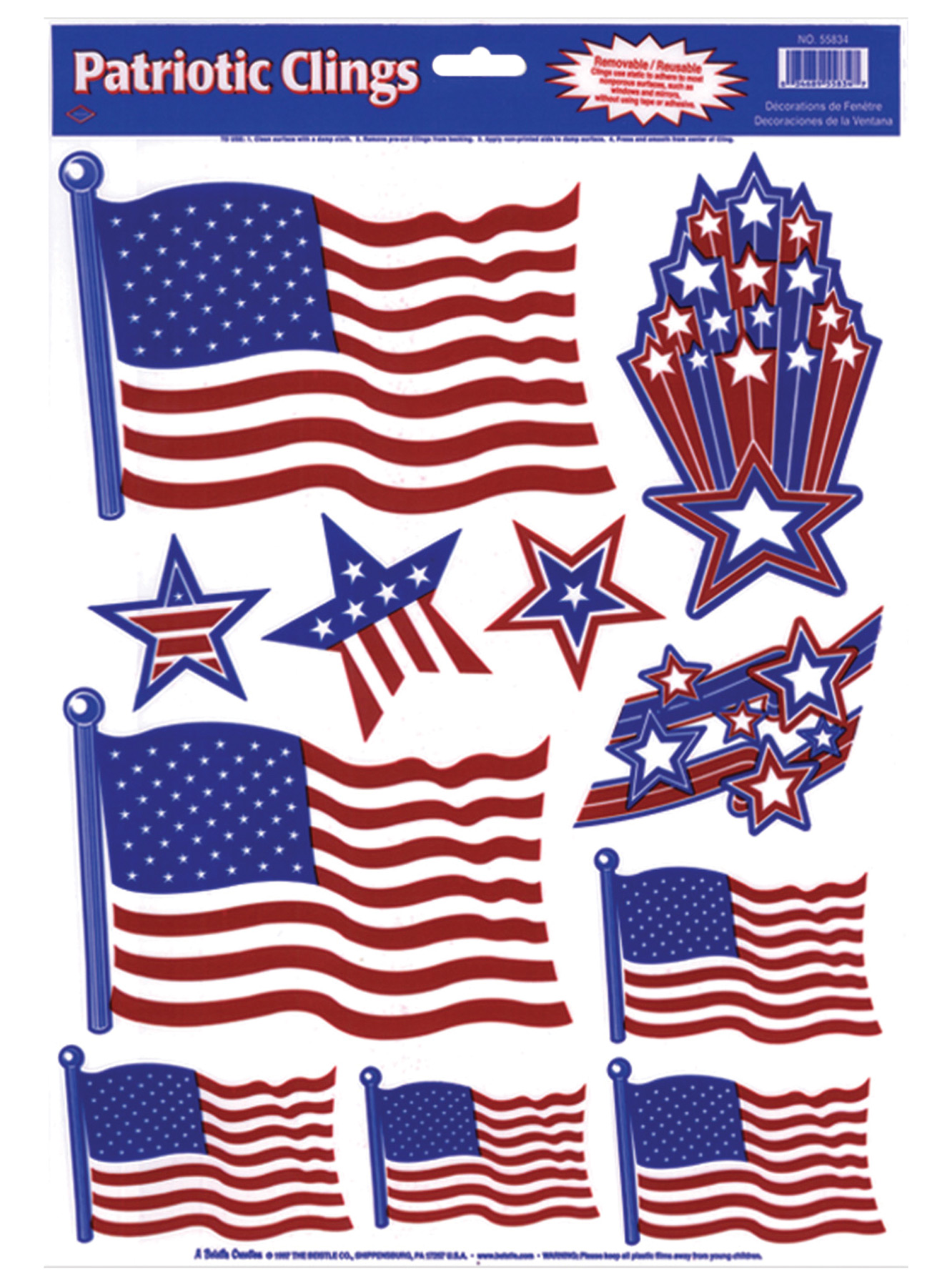 Featured Image for Patriotic Clings