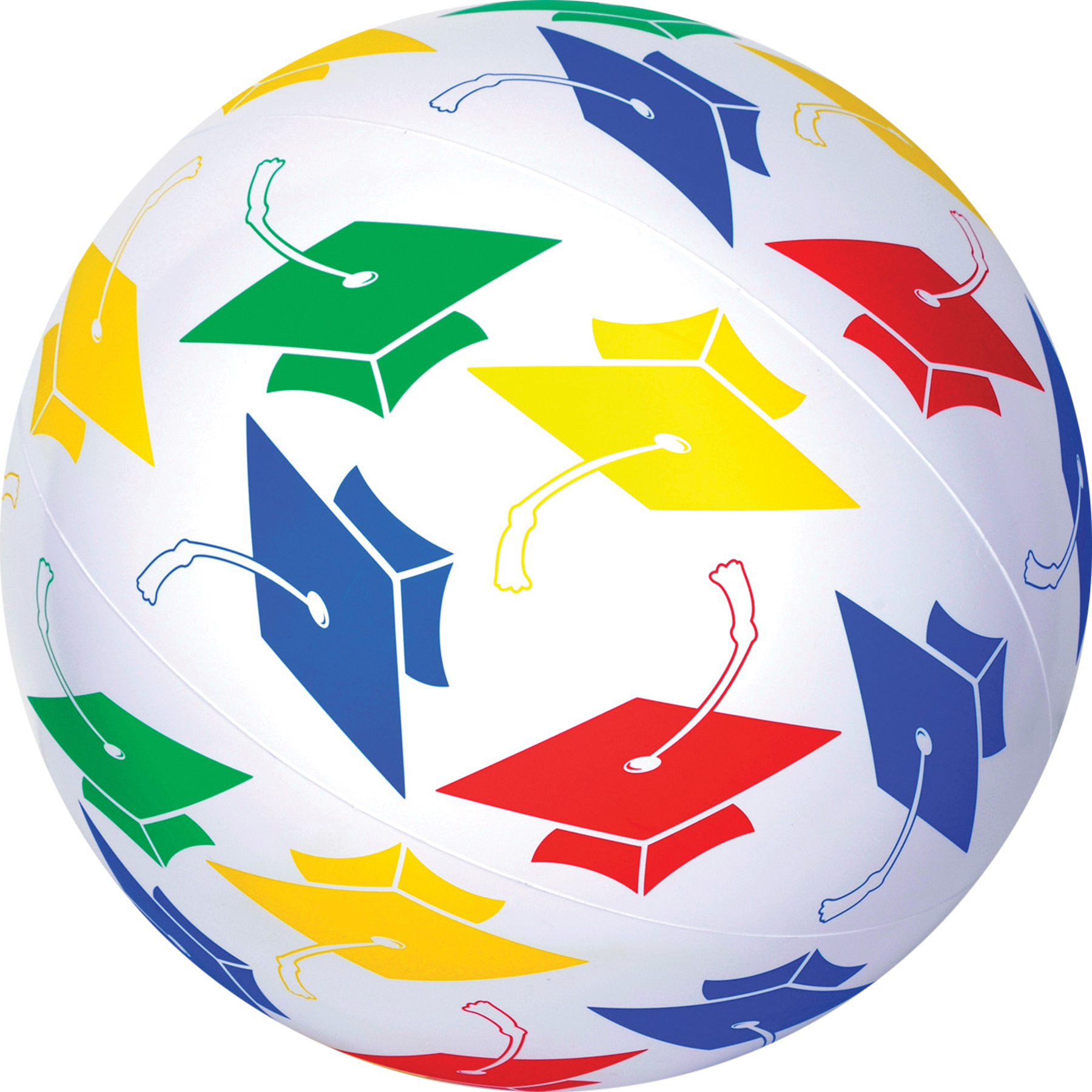 Featured Image for Grad Beach Ball