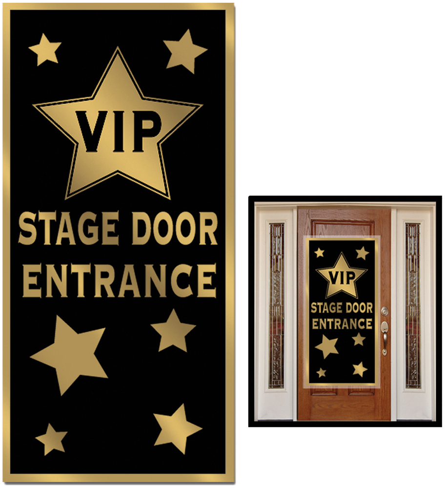 Featured Image for VIP Stage Door Entrance
