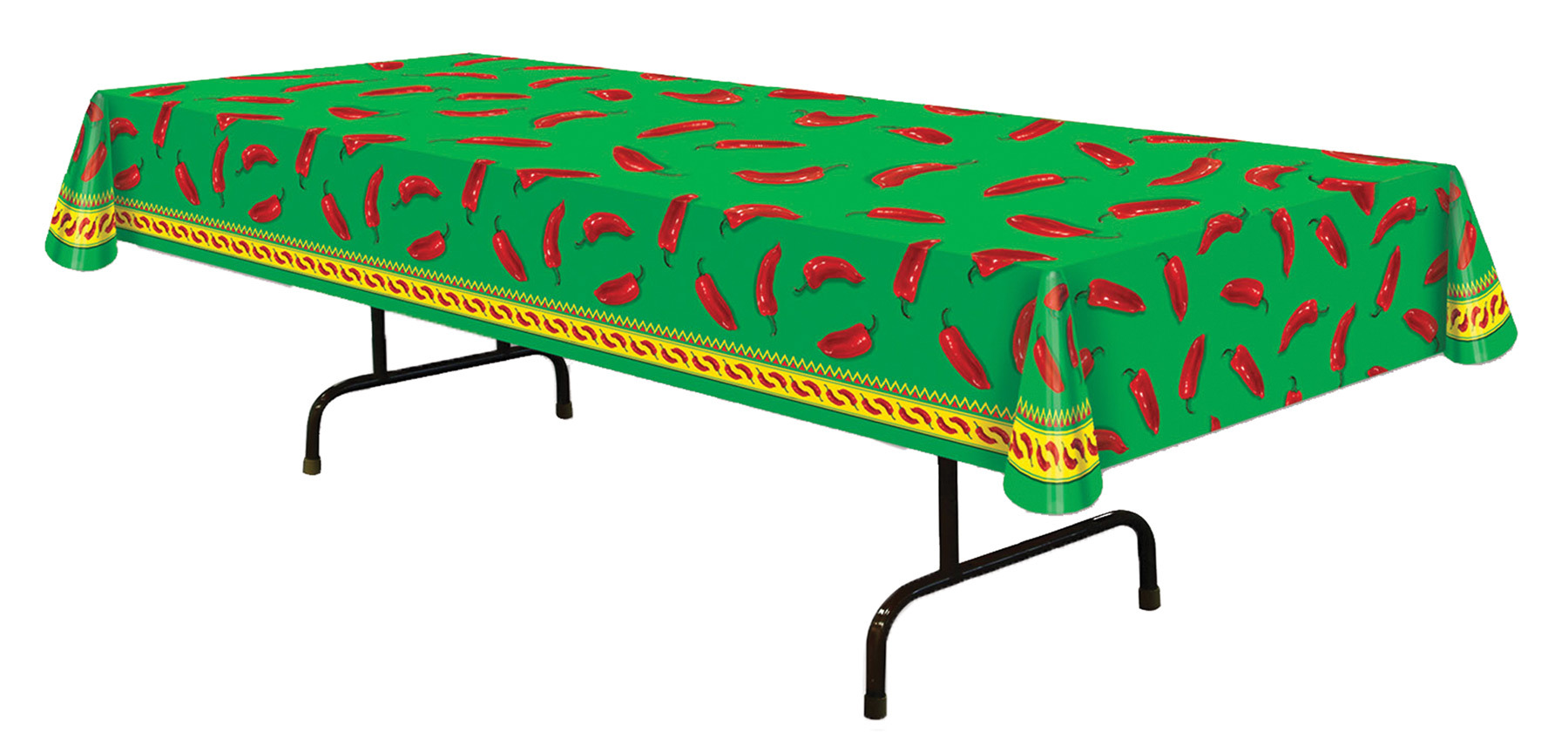 Featured Image for Chili Pepper Table Cover