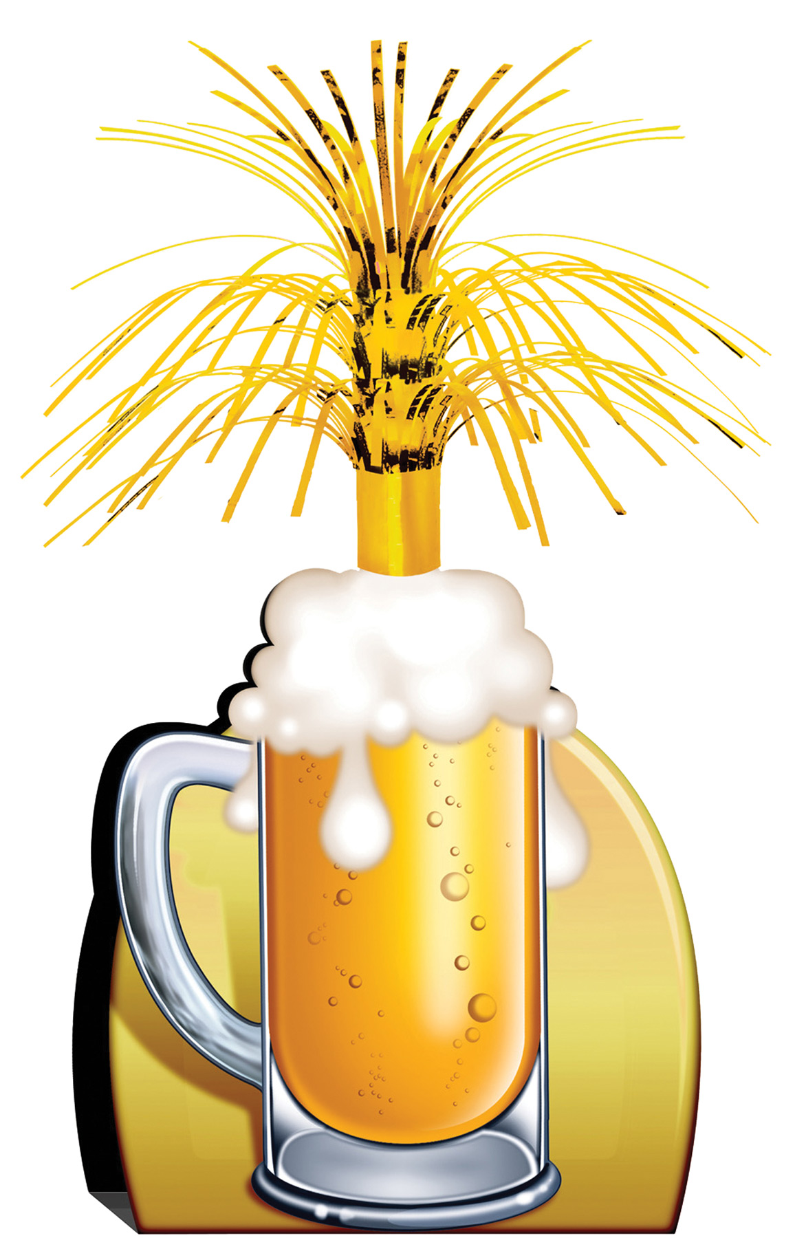 Featured Image for Beer Mug Centerpiece