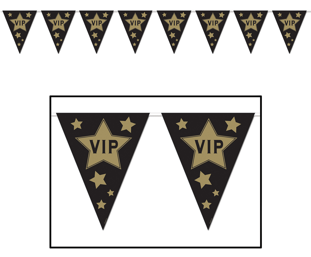 Featured Image for VIP Pennant Banner
