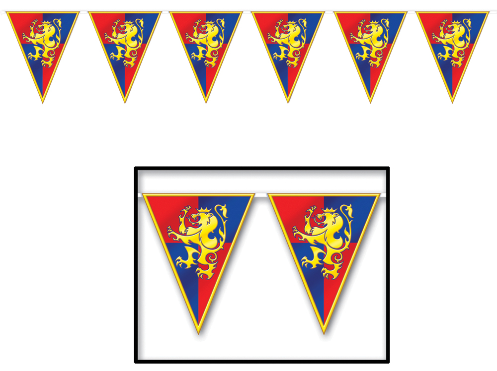 Featured Image for 11″ X 12′ Medieval Banner