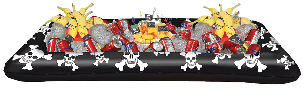 Featured Image for Pirate Buffet Cooler Inflatable