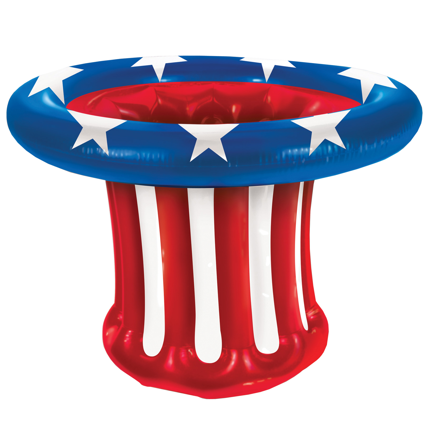 Featured Image for Inflatable Patriotic Hat Cooler