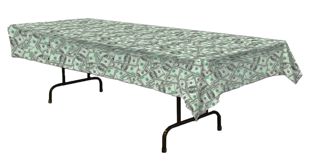 Featured Image for Big Bucks Table Cover