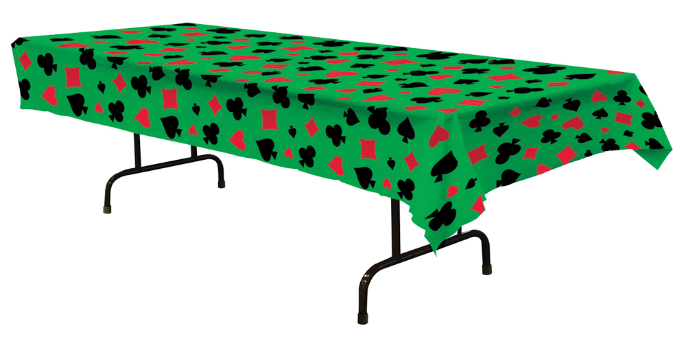 Featured Image for 54″ x 108″ Casino Table Cover