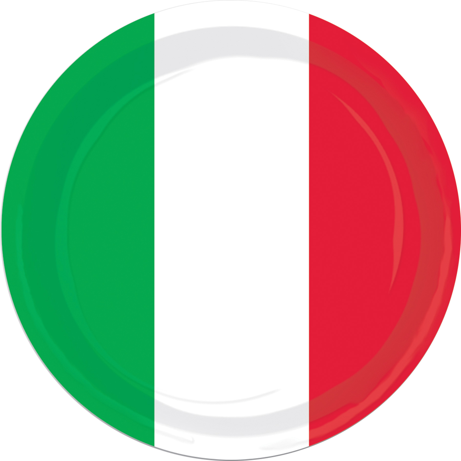 Featured Image for Red White Green Plates