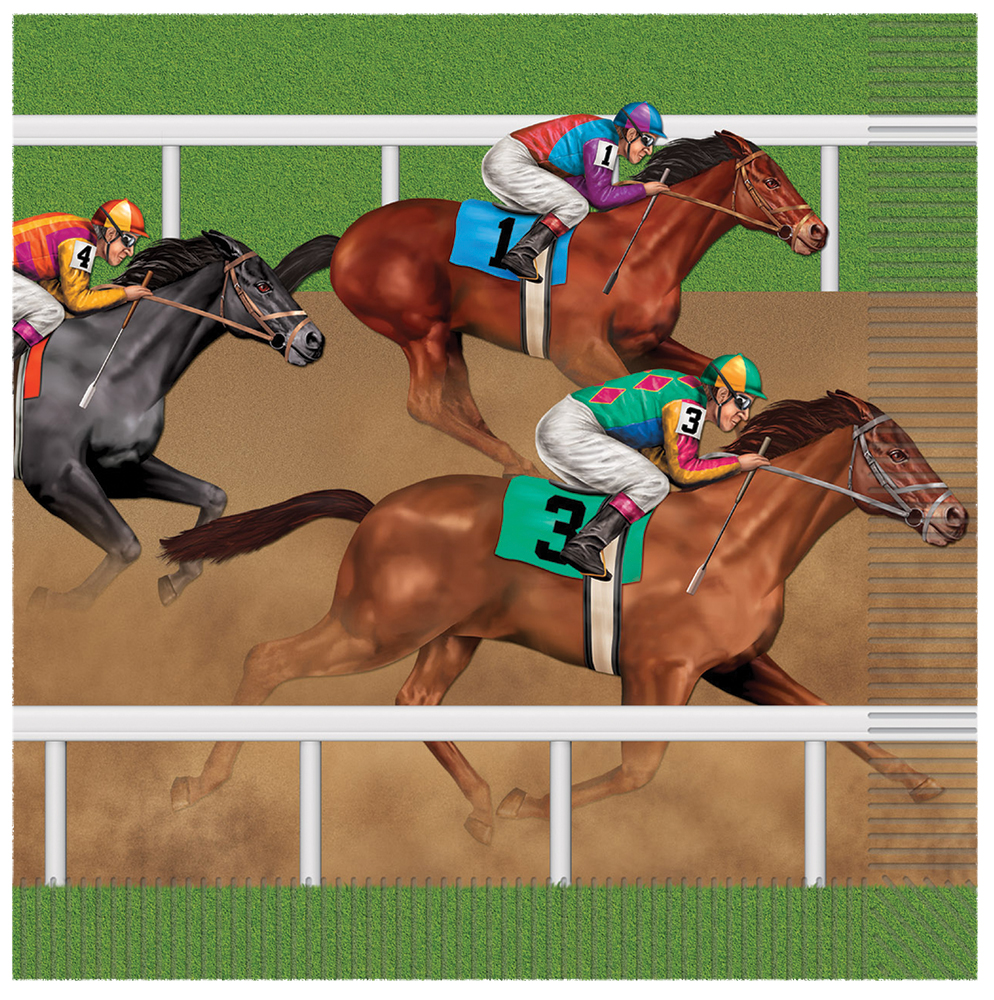 Featured Image for Horse Racing Napkins Luncheon