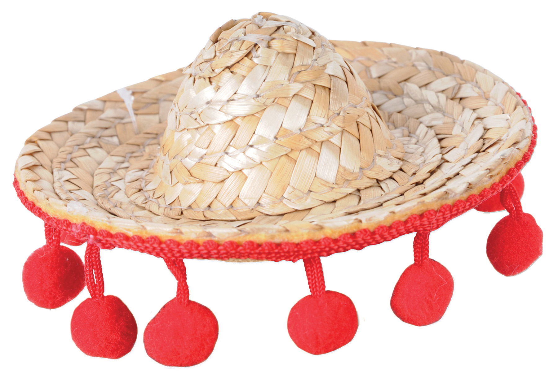 Featured Image for Sombrero Hair Clip