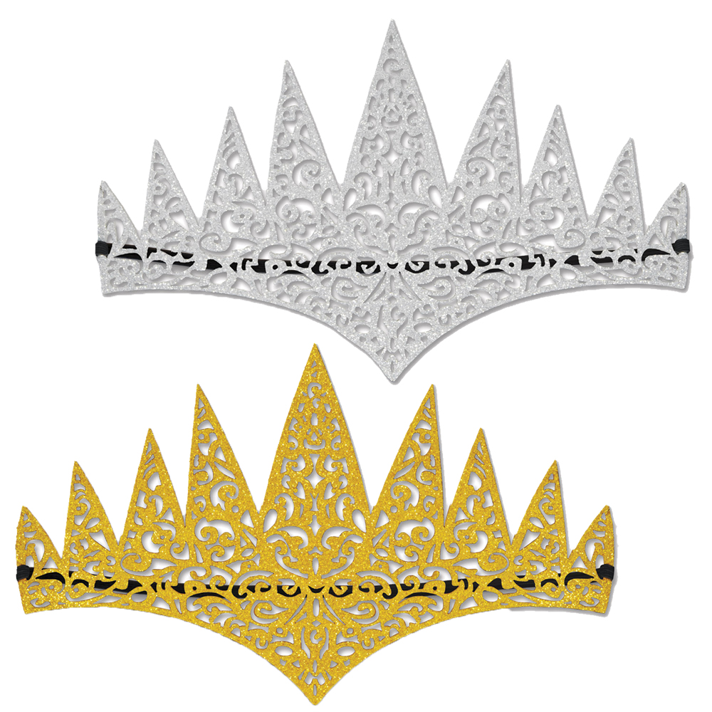 Featured Image for Glittered Tiaras
