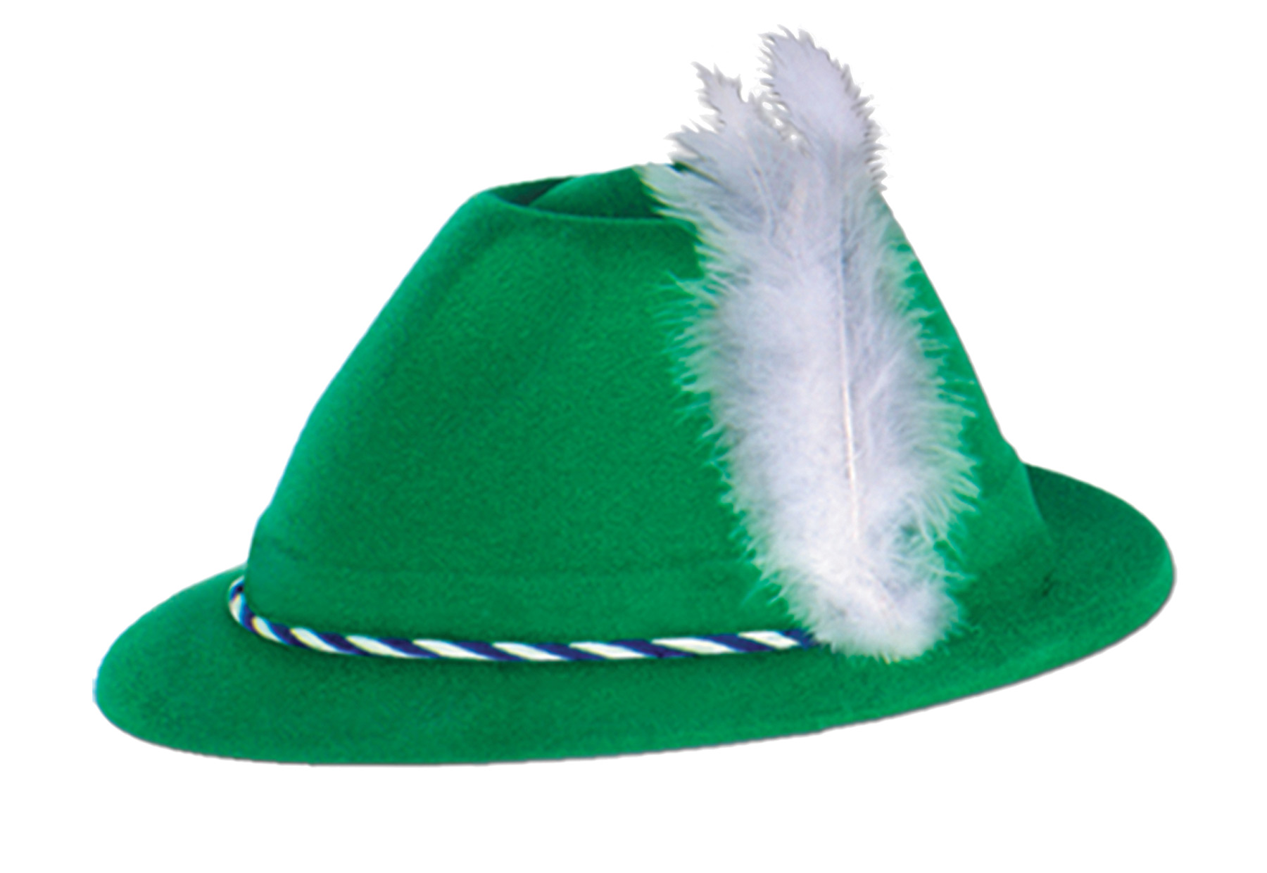 Featured Image for Green Velour Tyrolean 6 Hats
