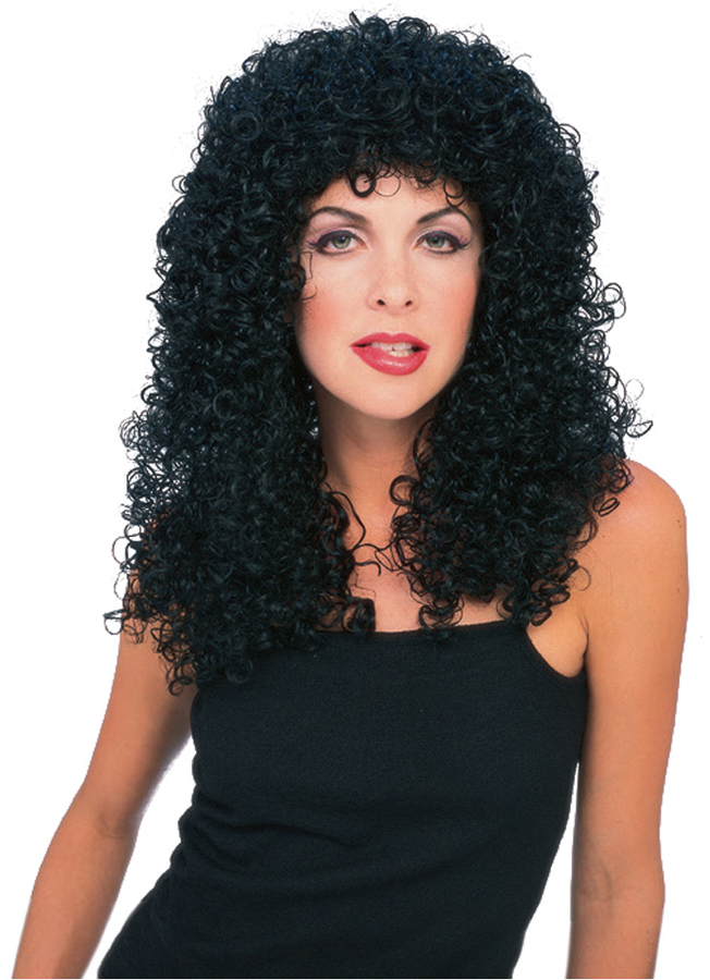 Featured Image for Curly Extra-Long Wig