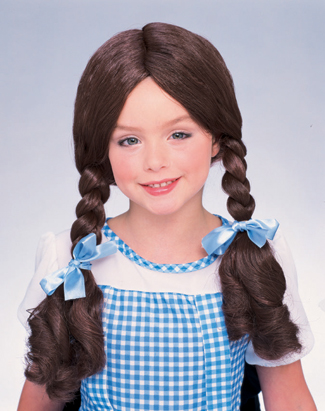 Featured Image for Girl's Dorothy Wig – Wizard of Oz