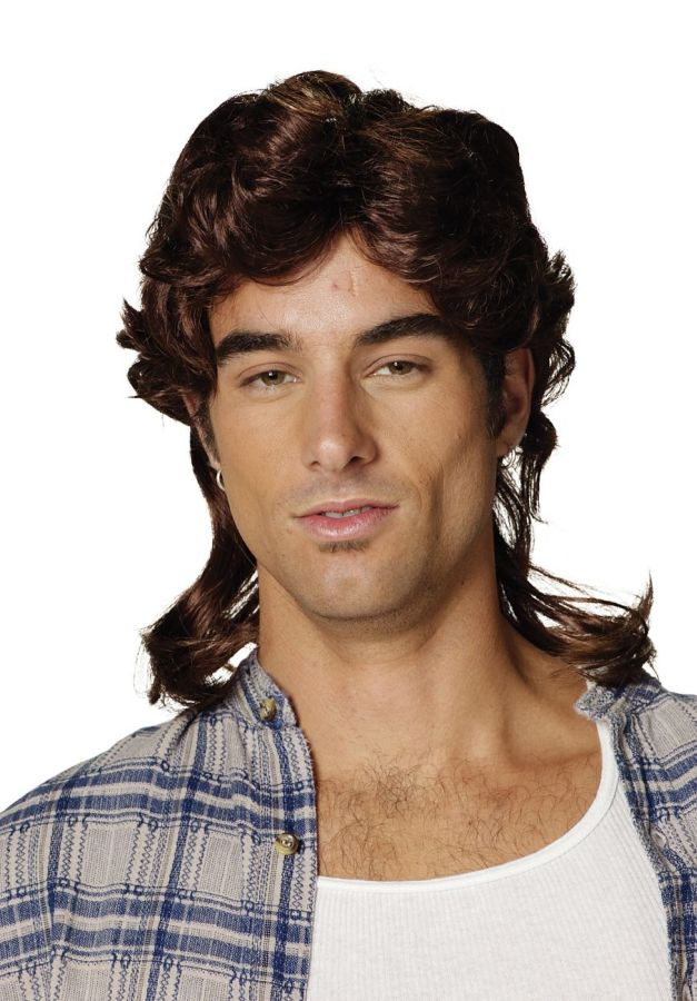Featured Image for Mullet Wig