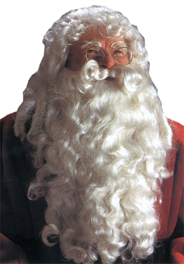 Featured Image for Deluxe Santa Wig & Beard