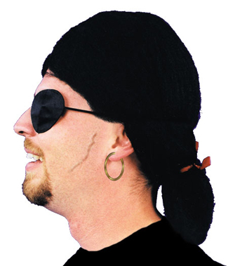 Featured Image for Pirate Wig
