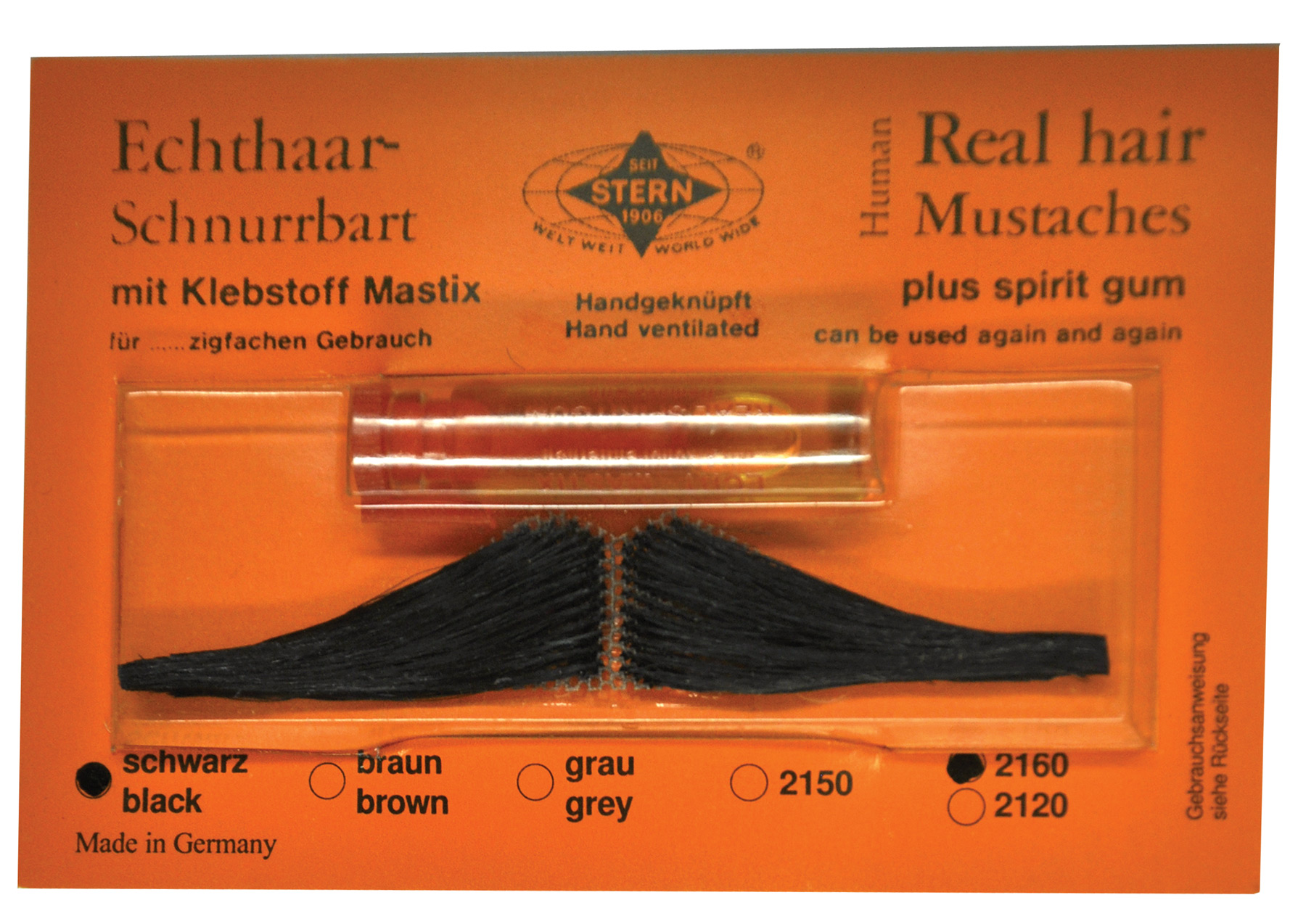 Featured Image for Italian Mustache – Real Hair