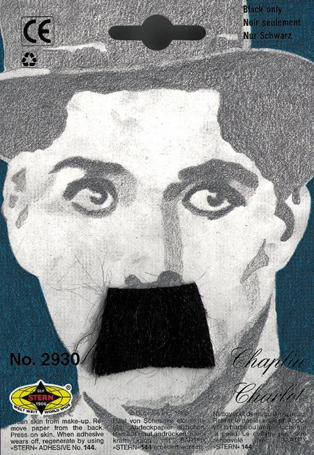 Featured Image for Mustache Charlie Chaplin