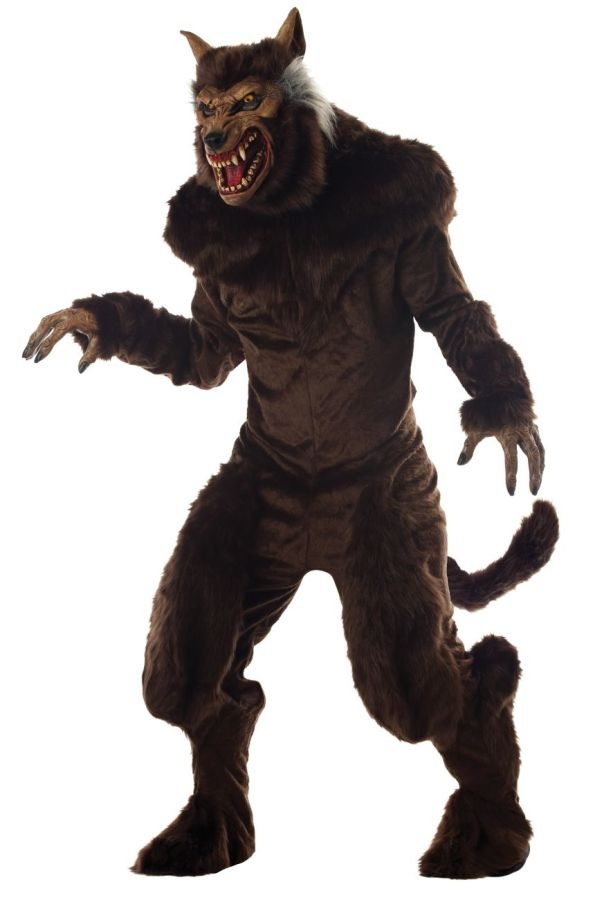 Featured Image for Deluxe Werewolf Costume