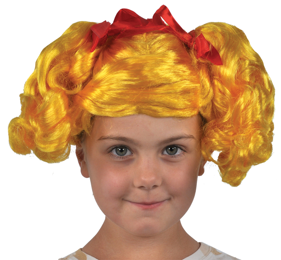 Featured Image for Spot Splatter Wig – Lalaloopsy