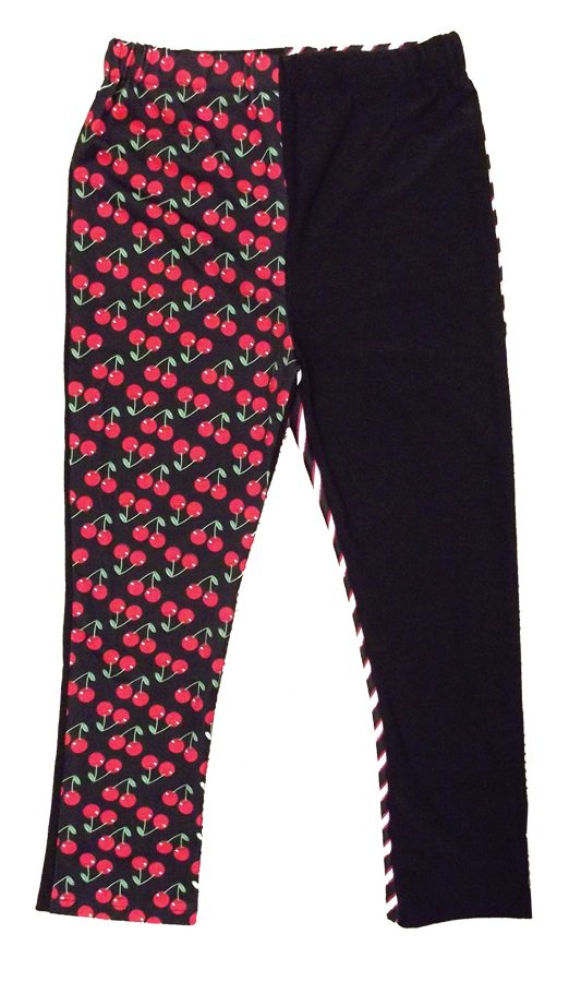 Featured Image for Monster High Creeperific Legging Child 6+